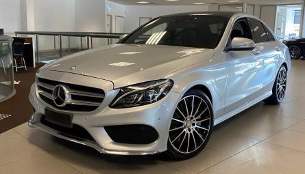2014  Mercedes-Benz C250 C250 Sedan