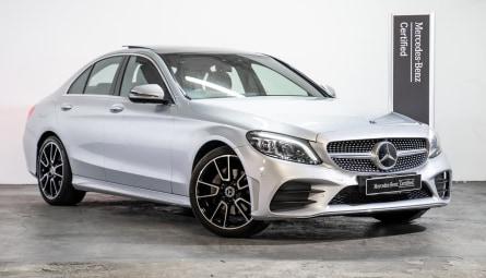 2019 Mercedes-Benz C-class C200 Sedan