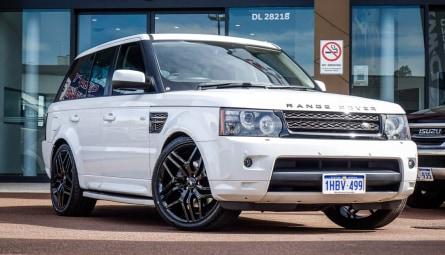 2012 Land Rover Range Rover Sport SDV6 Wagon