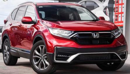 2021  Honda CR-V Vti Lx Awd Wagon