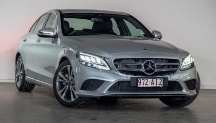 2020 Mercedes-Benz C-Class C200 Sedan
