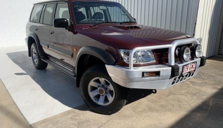 2001  Nissan Patrol St Wagon