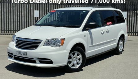 2012  Chrysler Grand Voyager Lx Wagon