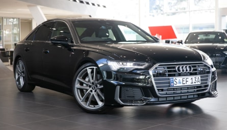 2020  Audi A6 55 Tfsi S Line Sedan