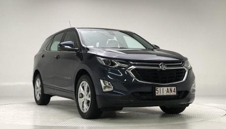 2018 Holden Equinox LT Wagon