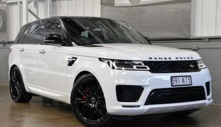 2018 Land Rover Range Rover Sport V8SC Autobiography Dynamic Wagon