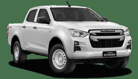 2020  Isuzu UTE D-MAX Sx Utility Crew Cab