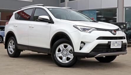 2018  Toyota RAV4 Gx Wagon