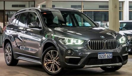 2019 BMW X1 sDrive18d Wagon