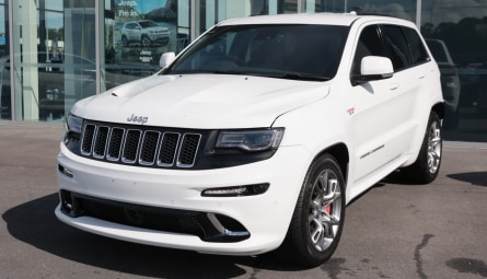 2014  Chrysler Grand Cherokee Srt Wagon