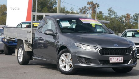 2015  Ford Falcon Xr6 Cab Chassis Super Cab