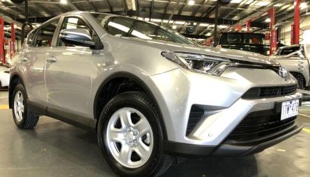2017  Toyota RAV4 Gx Wagon