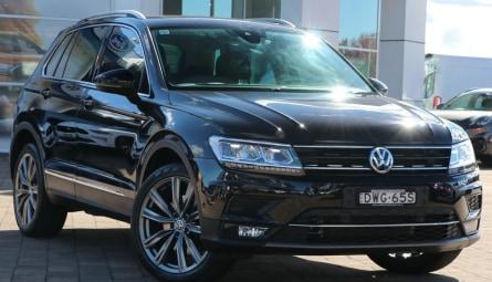2017  Volkswagen Tiguan 162tsi Sportline Wagon