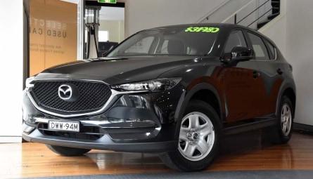 2018  Mazda CX-5 Maxx Wagon