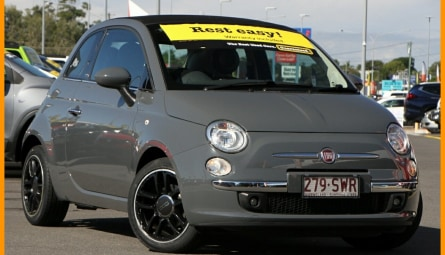 2012  Fiat 500C Lounge Convertible