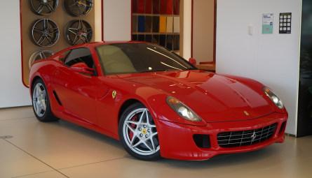 2007 Ferrari 599 Fiorano GTB Coupe