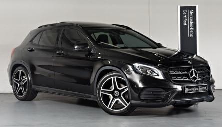 2018 Mercedes-Benz GLA-Class GLA250 Wagon