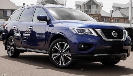 2019 Nissan Pathfinder Ti Wagon