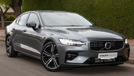 2019  Volvo S60 T5 R-design Sedan