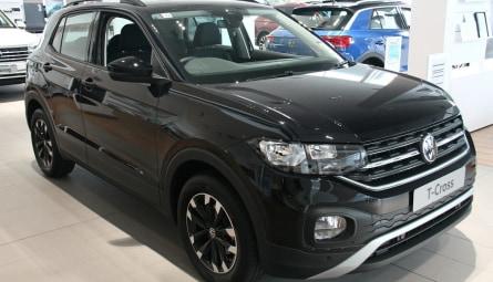 2021 Volkswagen T-Cross 85TSI Life Wagon