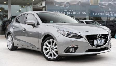 2015 Mazda 3 SP25 Astina Hatchback