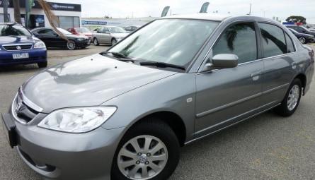 2005 Honda Civic GLi Sedan