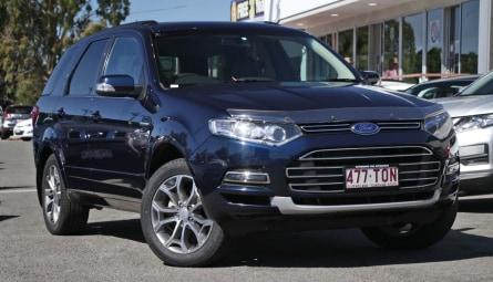 2013 Ford Territory Titanium Wagon