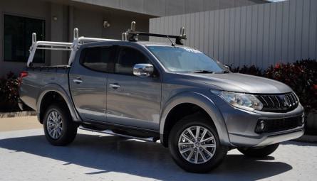 2016  Mitsubishi Triton Gls Utility Double Cab