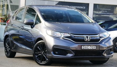 2018  Honda Jazz Vti Hatchback