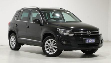 2012  Volkswagen Tiguan 155tsi Wagon