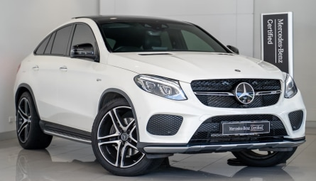 2017  Mercedes-Benz Gle-class Gle43 Amg Coupe