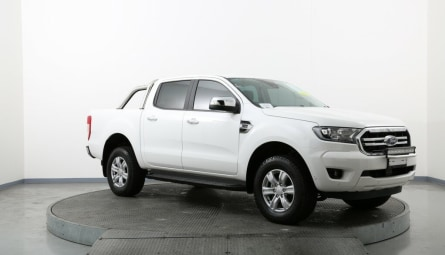 2019 Ford Ranger XLT Pick-up Double Cab
