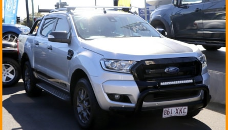 2017  Ford Ranger Fx4 Utility Double Cab