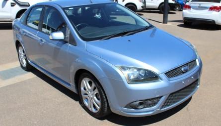 2008 Ford Focus Zetec Sedan