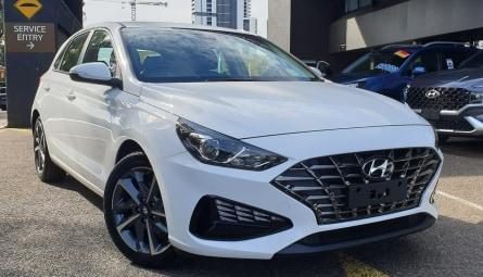 2021 Hyundai i30 Active Hatchback