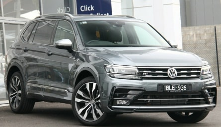 2020 Volkswagen Tiguan 140TDI Highline Allspace Wagon