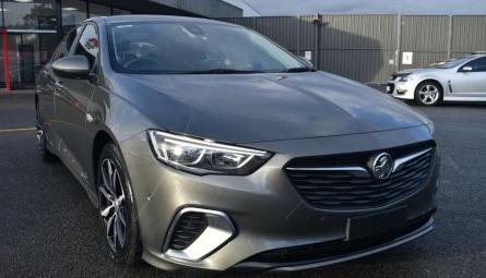 2017  Holden Commodore Rs Liftback