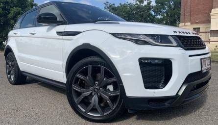2017 Land Rover Range Rover Evoque TD4 180 HSE Dynamic Wagon