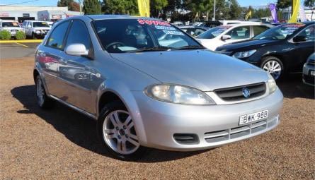 2007  Holden VivaHatchback