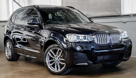 2017  BMW X3 Xdrive30d Wagon