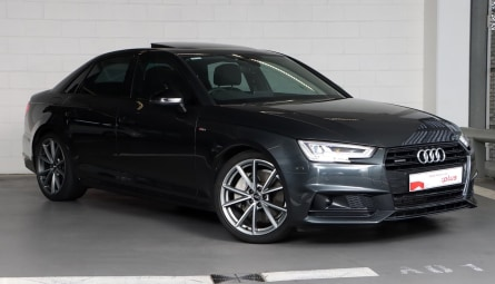 2017  Audi A4 S Line Sedan