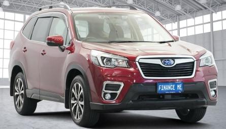 2018 Subaru Forester 2.5i Premium Wagon