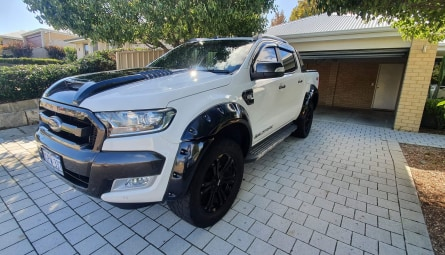 2015 Ford Ranger Wildtrak Utility Double Cab