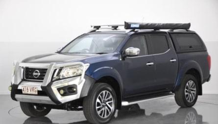 2015  Nissan Navara St-x Utility Dual Cab