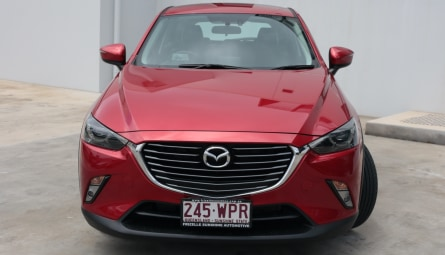 2016 Mazda CX-3 sTouring Wagon
