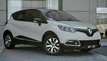 2016 Renault Captur Expression Hatchback