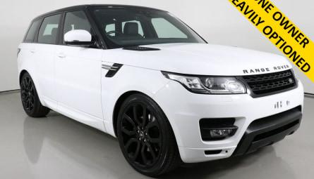 2018  Land Rover Range Rover Tdv6 Se Wagon