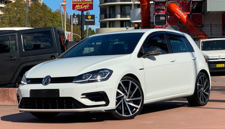 2018  Volkswagen Golf R Hatchback