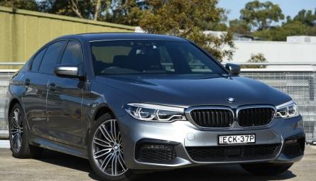 2019 BMW 5 Series 530i M Sport Sedan