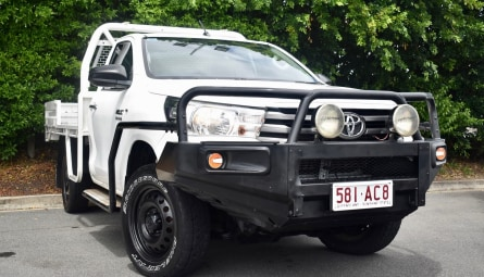 2016 Toyota Hilux SR Cab Chassis Single Cab